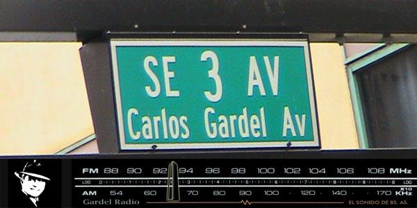Volver Carlos Gardel